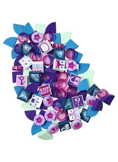 Lego 41921 Lego® Dots Extra Dots Seri 3 / 109 Parça/ +6 Yaş Renkli